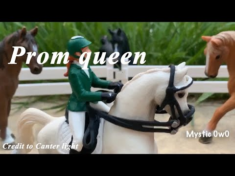 Prom Queen - Schleich horse music video *WARNING BLOOD AND GORE*