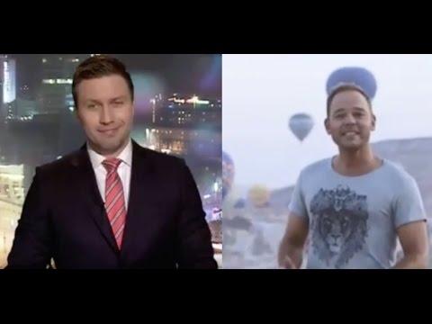 """Lauris Reiniks  """"Meid on kaks"""" on Reporter news in Estonia."""