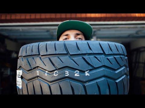 Bmw m3 e46 original tyres