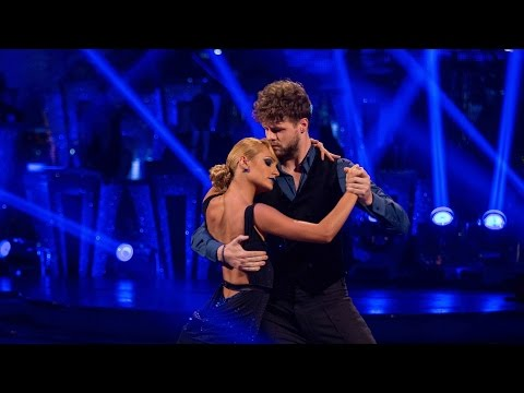 Jay McGuiness & Aliona Vilani Argentine Tango to 'Diferente'  Strictly Come Dancing: 2015