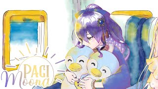 【PagiMoona!】Asa with moona! Let's talk with me!【Freetalk】