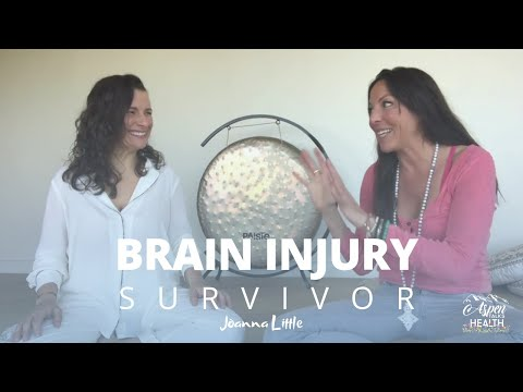 Healing From A Brain Injury | Joanna Little