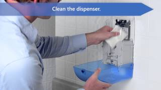 enMotion® Automated Soap and Sanitizer Dispenser - Maintenance and Troubleshooting Thumbnail