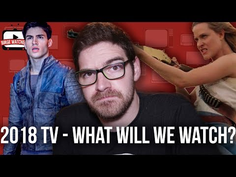 2018 TV - What Will We Be Watching? | Trailer Roundup