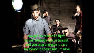 Beatsteaks - House On Fire (Lyrics)