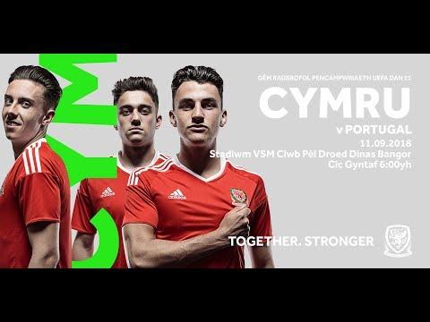 Wales U21 v Portugal U21 Preview- Cian Harries & George Thomas