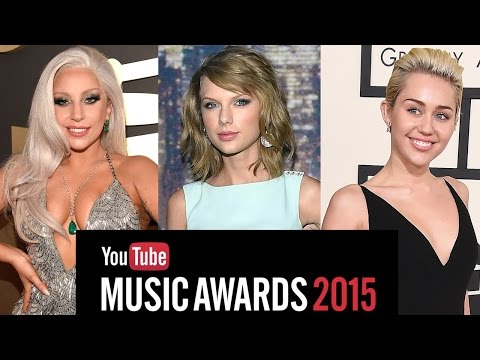 2015 YouTube Video Music Award Winners & New Format Announced!