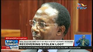 Kenya, Jersey sign deal for return of assets of corruption, crime