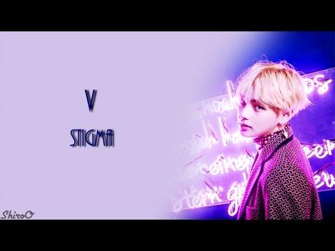 V (BTS) - STIGMA (Han | Rom | Hunsub.)