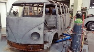 VW T1 Samba perfect restoration