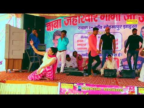 Tu Meri Fan Banegi || Sapna Stage Dance || New Haryanvi Video Song || Sapna Dance