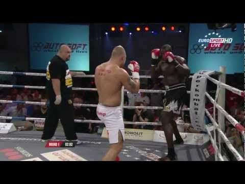 Raul Catinas vs. Daniel Sam ~ SuperKombat World Grand Prix II ~ 12.05.2012 ~ 1080i