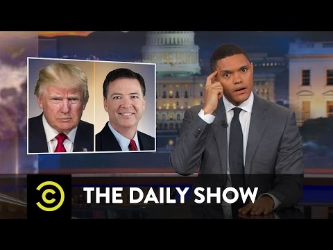 Thumbnail: Trump Fires James Comey & Sally Yates Testifies: The Daily Show