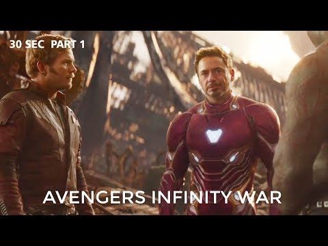 Avengers Infinity War Trailer 2 Whatsapp | Infinity War status Part 1 | Whatsapp Status | 30 Sec