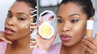 Download Video FENTY BEAUTY TUTORIAL & REVIEW | SHIRLEY B. ENIANG MP3 3GP MP4