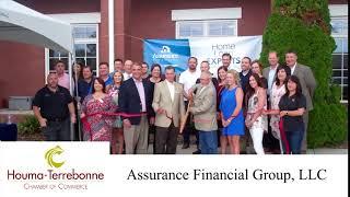 Assurance Financial Group Ribbon Cutting