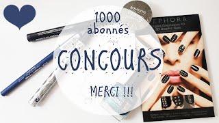 CONCOURS ♥ 1000 abonnés [FERME] Thumbnail