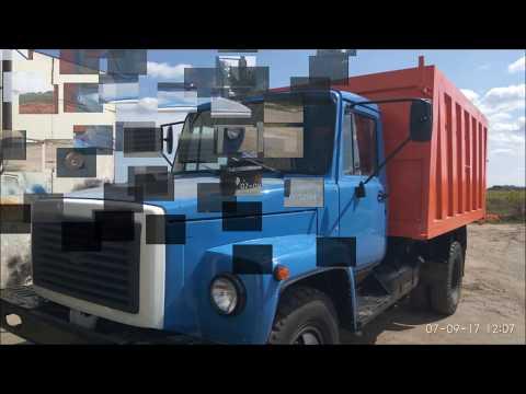 ГАЗ с ноля с мерседесовским мотором реставрация