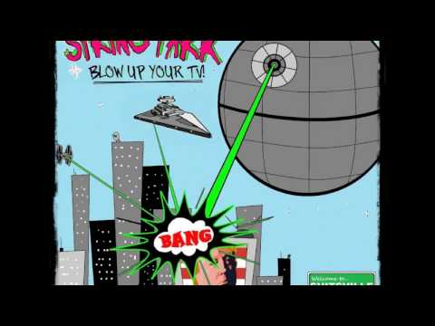 Spring Park- Blow Up Your TV! (Full e.p)