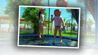 видео Сани Бич на Халкидиках - лучший курорт материковой Греции