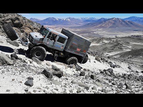 Mercedes-Benz Unimog High Altitude World Record Expedition 2019 In 4K (Finale Part III Of III)