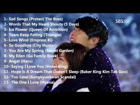 Korean Dramas Best OST Part 3