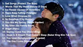 Video Korean Dramas Best OST Part 3 download MP3, 3GP, MP4, WEBM, AVI, FLV Maret 2018
