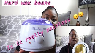 Baixar Product Review Pro-wax 100| hard wax beans| painless wax| first time waxing