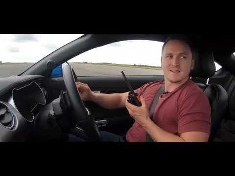 Toyota Supra v Ford Mustang V8 – DRAG RACE, ROLLING RACE & BRAKE TEST