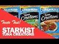 Starkist Tuna Creations Singles & Tuna Watch - I Review Crap!