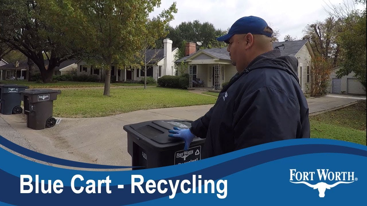 Recycling | City of Fort Worth, Texas