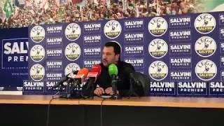 """Elezioni in Trentino, Salvini:"""" Grande vittoria della Lega"""""""