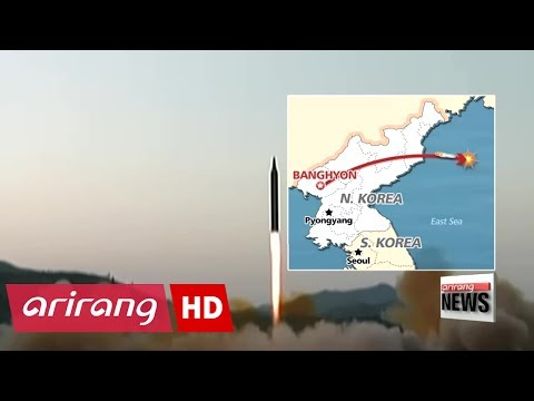 North Korea fires ballistic missile into East Sea