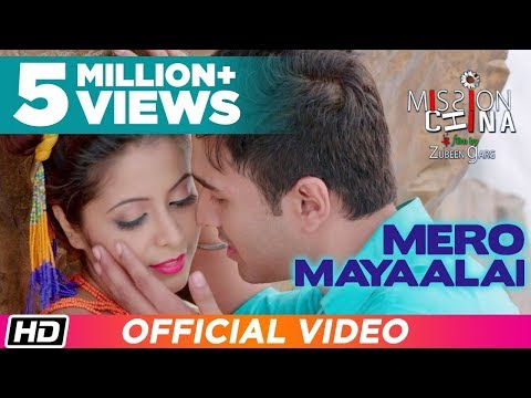 Mero Mayaalai | Full Video Song | Mission China | Zubeen Garg | Shatabdi