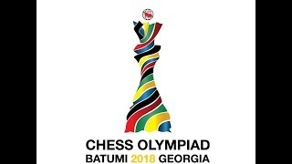 DAY 1 THE 43rd WORLD CHESS OLYMPIAD 2018 BATUMI (ENG)