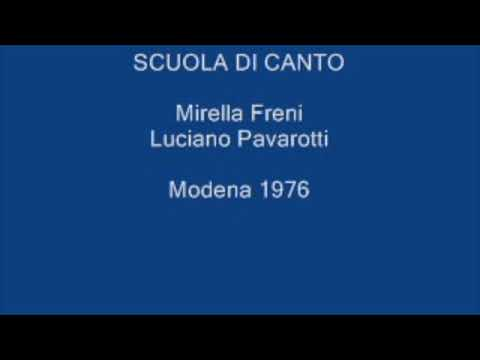 SCUOLA DI CANTO MIRELLA FRENI/LUCIANO PAVAROTTI
