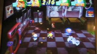 Nickelodeon Party Blast: Food Fight