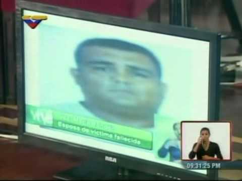 Viuda de revolucionario asesinado en guarimbas del lunes es entrevistada por ViVe TV
