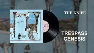 Genesis - The Knife (Official Audio)