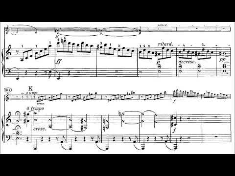 Beethoven: Violin Sonata no. 9 'Kreutzer', op. 47