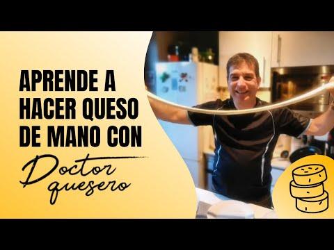 Queso de mano hecho en casa por doctorquesero.com