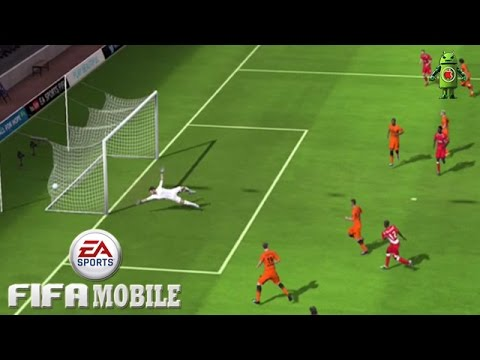 FIFA 9 НА АНДРОИД