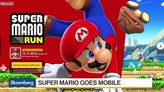 Nintendo's Super Mario Game for Mobile Is Here