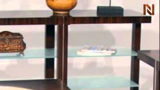 Crylen Console Table 805-09 By Fairmont Designs