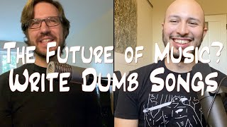 """Write Dumb Songs"" with  Britney Spears' Guitarist Zach Comtois"