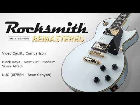 rocksmith 2014 vs remastered