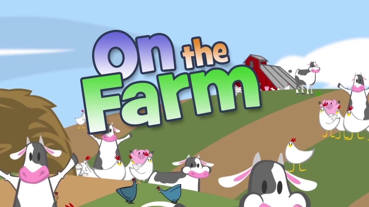 on the farm kidspring worship song youtube