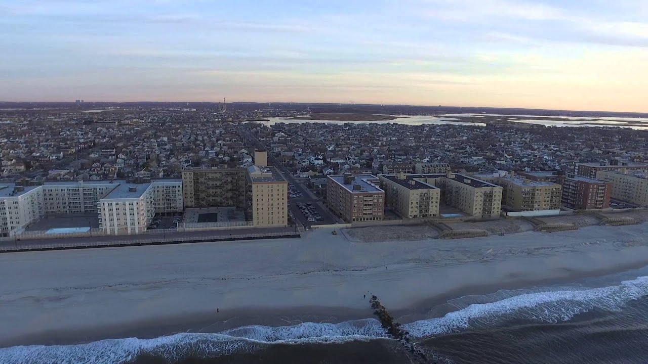 drone long beach ny youtube