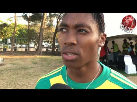 Up, close and personal with Caster Semenya: Few things you don't know