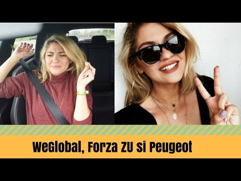 [Vlog] We Global party, Forza Zu si Peugeot 308!